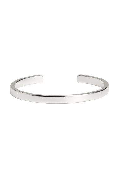Bangle - Silver - Men | H&M 1