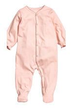 3-pack all-in-one pyjamas - Natural white/Rabbit - Kids | H&M CN 3