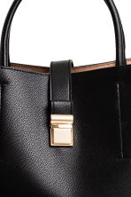 Handbag - Black - Ladies | H&M 5
