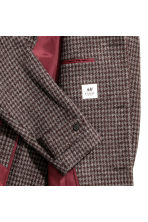 Cappotto in misto lana - Bordeaux -  | H&M IT 3