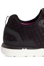 Sneakers in mesh - Nero - BAMBINO | H&M IT 5