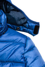 Padded winter jacket - Cornflower blue - Kids | H&M CN 3