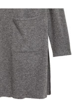 Cashmere cardigan - Dark grey marl - Ladies | H&M CN 3