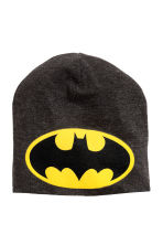 Jersey hat - Black/Batman - Kids | H&M CN 1