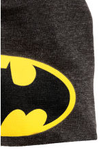 Jersey hat - Black/Batman - Kids | H&M CN 2