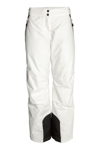 Pantaloni da sci - Bianco - DONNA | H&M IT 1