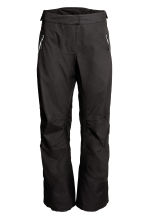 Shell ski trousers - Black - Ladies | H&M CA 2