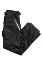 Shell ski trousers - Black - Ladies | H&M CN 3