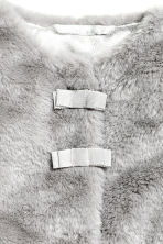 Faux fur jacket - Grey - Kids | H&M CA 3