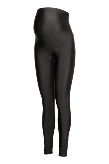 MAMA Leggings de punto