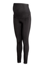 MAMA Jersey leggings - Black - Ladies | H&M 2