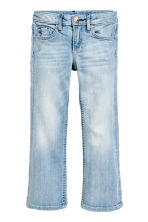 Boot cut Jeans - Light denim blue - Kids | H&M CN 2