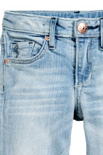 Boot cut Jeans - Light denim blue - Kids | H&M CN 4