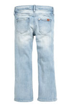 Boot cut Jeans - Light denim blue - Kids | H&M CN 3