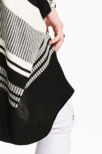 Knitted cardigan - Black -  | H&M CN 3