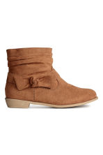 Ankle boots - Light brown -  | H&M CN 1