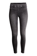 Leggings in denim - Nero - DONNA | H&M IT 2