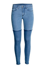 Super Skinny Regular Jeans - Denim blue - Ladies | H&M CA 2
