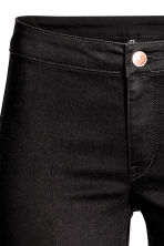 Superstretch jeans - Black - Ladies | H&M 4