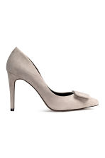 Court shoes - Light mole -  | H&M GB 1