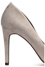 Court shoes - Light mole -  | H&M GB 4