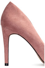 Court shoes  - Powder pink -  | H&M CN 5