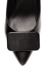 Court shoes  - Black -  | H&M CN 3