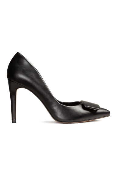 Court shoes  - Black -  | H&M CN 1