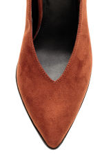 Court shoes - Rust - Ladies | H&M CN 4