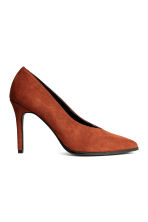 Court shoes - Rust - Ladies | H&M CN 2