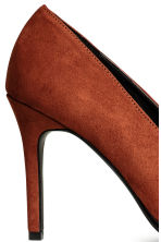 Court shoes - Rust - Ladies | H&M CN 5