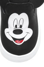 Printed trainers - Black/Mickey Mouse - Kids | H&M CN 5