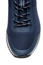 Mesh trainers - Dark blue - Men | H&M CN 3