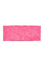 Hairband - Neon pink marl - Ladies | H&M CN 2