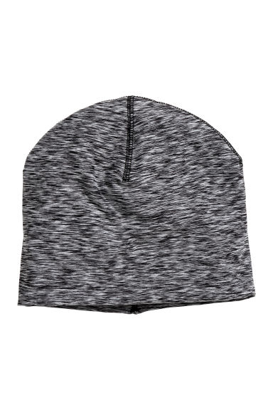 Running hat - Dark grey marl - Ladies | H&M CN 1