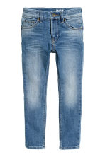 Skinny Fit Lined Jeans - Blu denim - BAMBINO | H&M IT 2