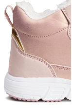 Waterproof trainers - Powder pink - Kids | H&M CN 4
