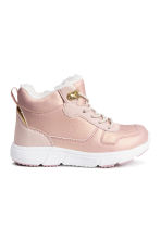 Waterproof trainers - Powder pink - Kids | H&M CN 1