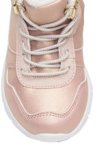 Waterproof trainers - Powder pink - Kids | H&M CN 3