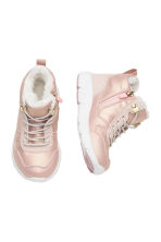 Waterproof trainers - Powder pink - Kids | H&M CN 2