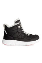Waterproof trainers - Black - Kids | H&M CN 3