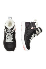Waterproof trainers - Black - Kids | H&M CN 4