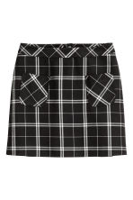 A-line skirt - Black - Ladies | H&M GB 2