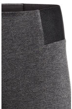 Leggings  - Dark grey marl - Ladies | H&M CN 3