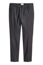 Suit trousers Slim fit - Dark grey - Men | H&M CN 2