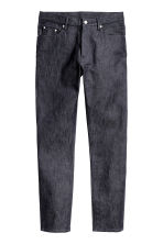 Slim Regular Tapered Jeans - Blu denim scuro - UOMO | H&M IT 2