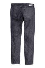 Slim Regular Tapered Jeans - Blu denim scuro - UOMO | H&M IT 3