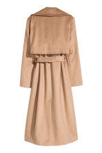 Wool-blend coat - Beige - Ladies | H&M CN 3