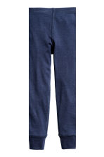 2-pack longjohns - Dark blue - Kids | H&M CN 3