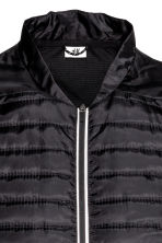 Running gilet - Black - Men | H&M CN 5